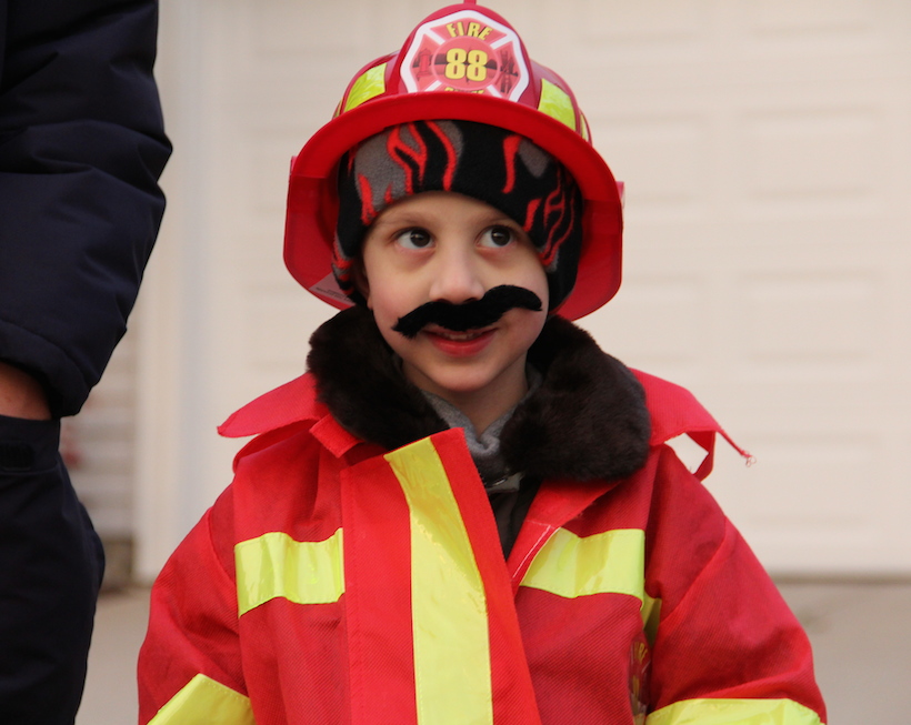 Image courtesy of Westfield Fire Department. http://westfieldfire.com/2012/10/31/westfield-firefighters-go-trick-or-treating/